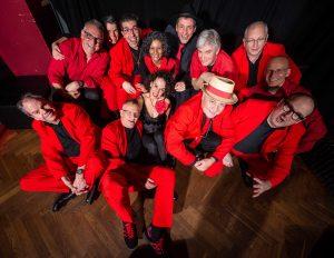 Salsa Roja Band